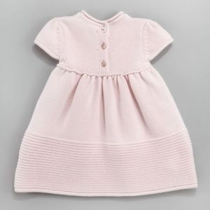Dior Dresses - Baby Dior Tricot Knit Dress With Dior Bag